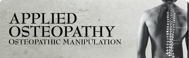 Applied Osteopathy